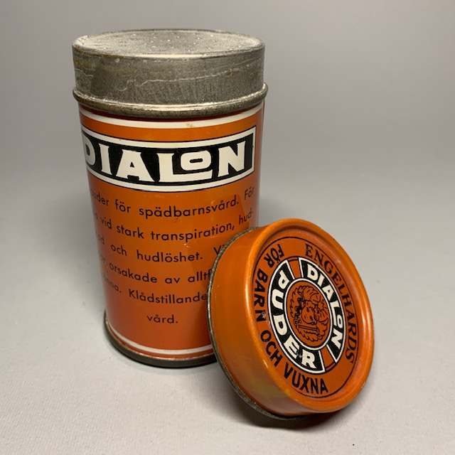 Dialon puder Retrolux antik