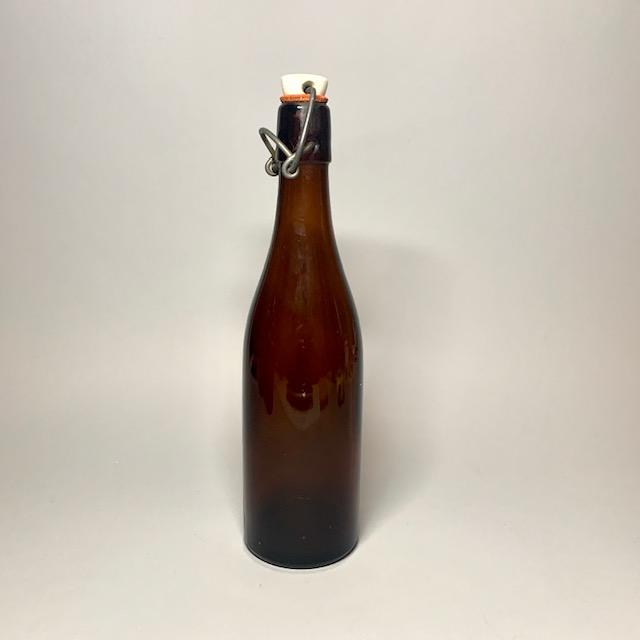 Flaska med porslinskork Retrolux antik
