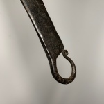 Stor kopparpanna på fot Retrolux antik
