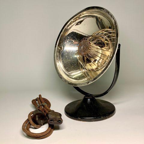 Värmare Schott 500W Tyskland Retrolux antik