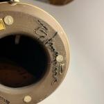 Lampfot Ericsson Lund hand drejad Retrolux antik
