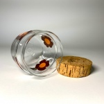 Retroburk i glas kork Retrolux antik