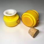 Holmegaard Kryddburkar glas Retrolux antik