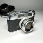 Kamera Yashica Yashinon MC 7040670 Retrolux antik