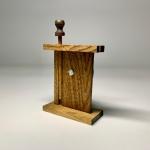 Snapsklocka ringklocka bell Retrolux antik