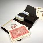 Kortspel etui 1970-tal Retrolux antik