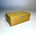 Shackpjäser med låda 1960-tal